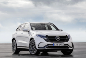2020 Mercedes-Benz EQC 400